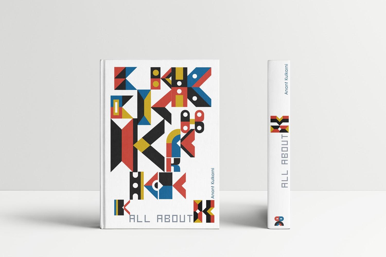 Anant Kulkanri Design application - Book Cover