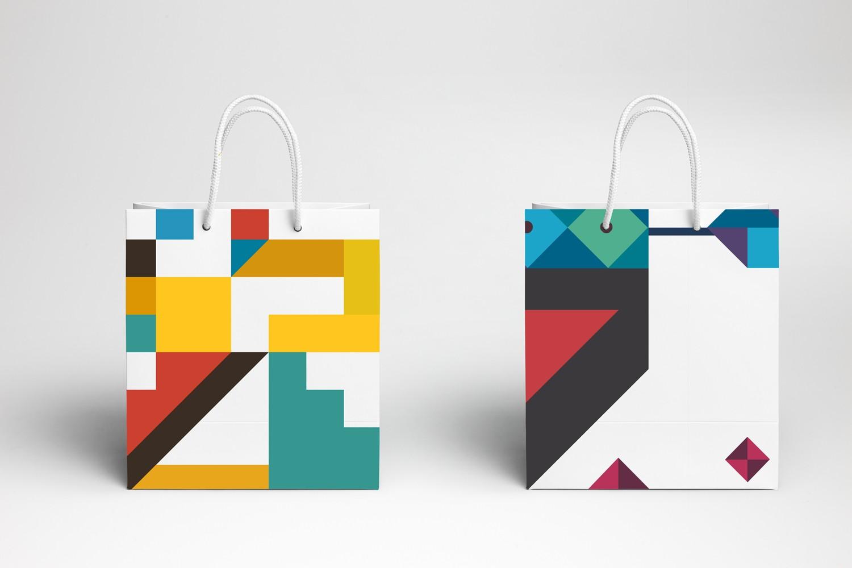Anant Kulkanri Design application - Shopping bag