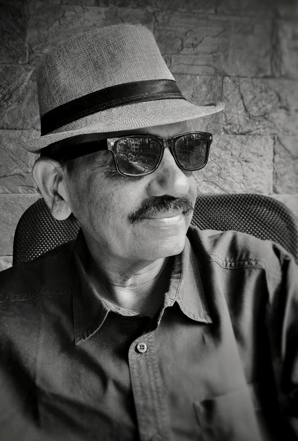 Mr. Anant Kulkarni's Portrait